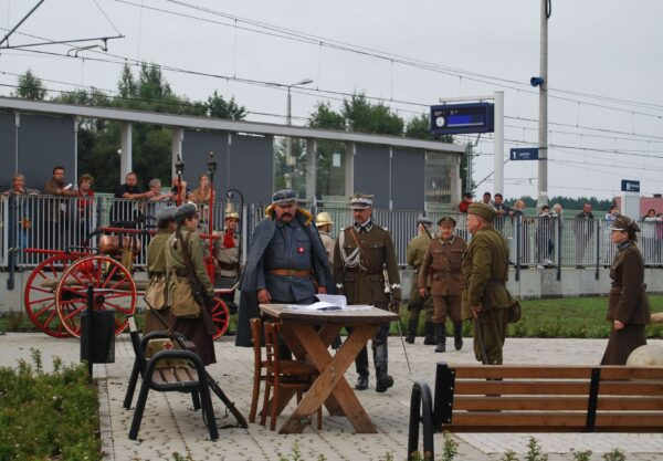 Piłsudski w łochowie