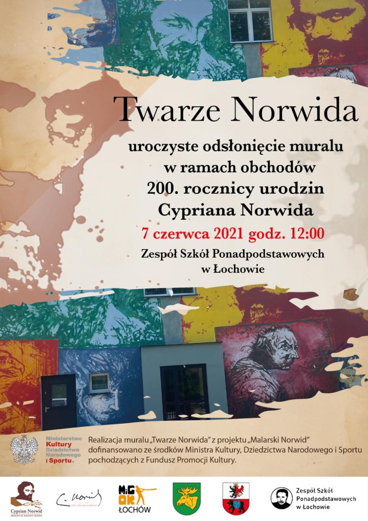 Twarze Norwida publikacja