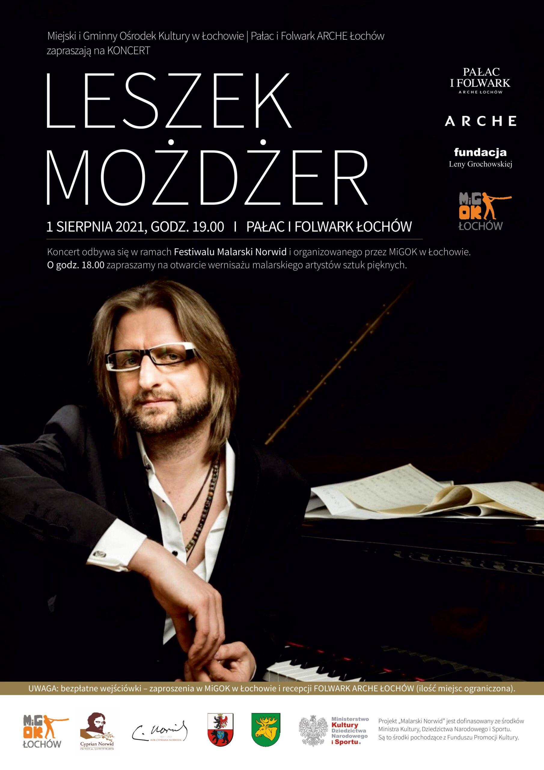 Koncert Leszka Możdżera