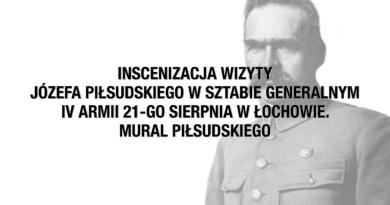 Inscenizacja Piłsudski okładka