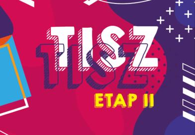 Tisz II etap okładka